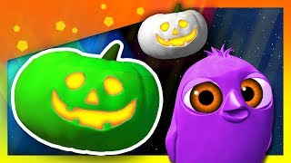 10 Calabazas Sorpresa de Halloween   10 Personajes de La Gra...
