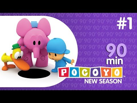 Pocoyo - NEW SEASON (4)   90 Minutes with Pocoyo! [1]