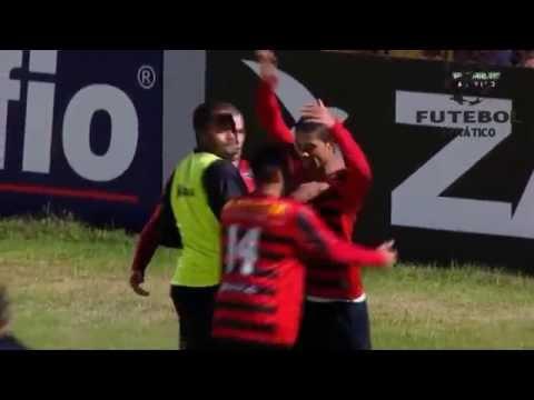 Gol de Ricardo Bueno   Oeste 2x1 CRB   Campeonato brasileiro B 24 05 2016