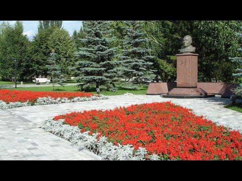 Реконструкция Сквера им. Лемаева, Нижнекамск
