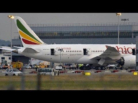 Ethiopian plane 'hijacked' and taken to Geneva