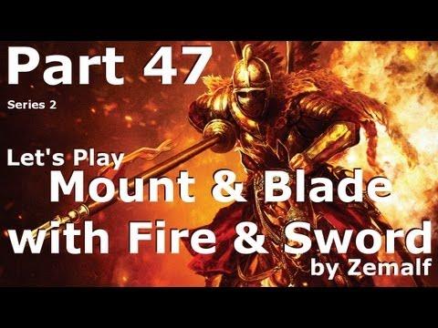 Mount & Blade with Fire & Sword - Part 47 - Cossacks of Ukraine, To Poland! [S02E47]