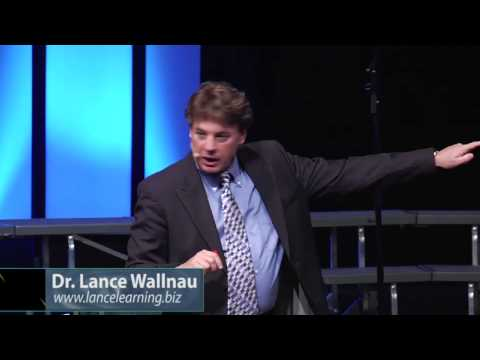 The 7 Mountains Mandate-Dr. Lance Wallnau
