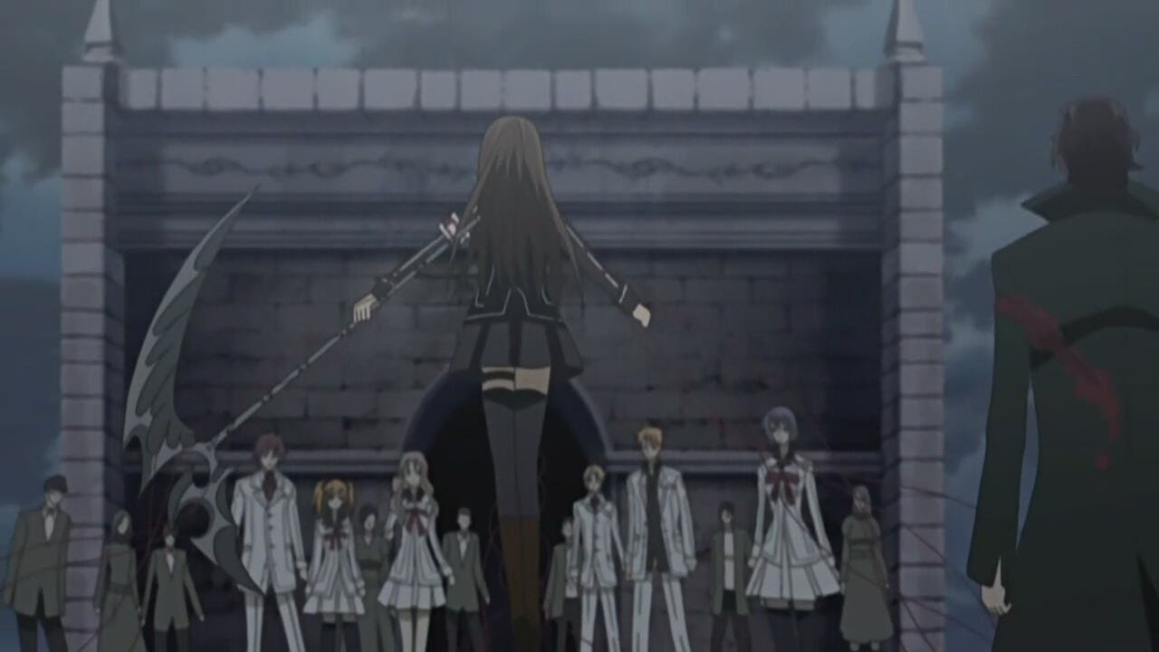 Vampire Knight Guilty Episode 12-Twins Curse - YouTube
