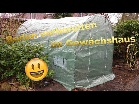 Atemberaubend Boden vorbereiten im Gewächshaus/Gemüsebeet 👌🍅 - YouTube #VP_92