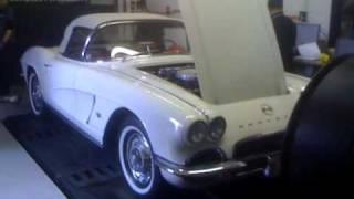 1962 Corvette 327 Dyno