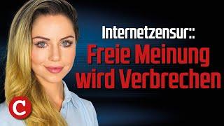 Internetzensur: Freie Meinung wird Hassverbrechen – Die Woche COMPACT