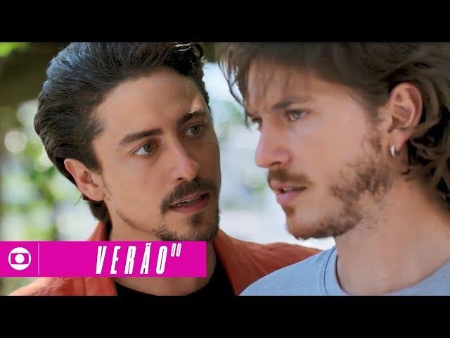 Verão 90: capítulo 15, quinta, 14 de fevereiro, na Globo
