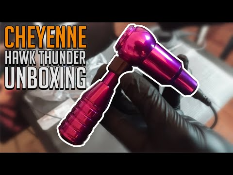 New Cheyenne Hawk Thunder Unboxing And Using It With Regular Power Supply