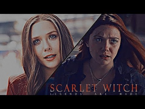 Scarlet Witch || Legends are Made [HBD Oliv15]