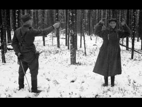 Советский разведчик смеется перед расстрелом - фото Второй мировой