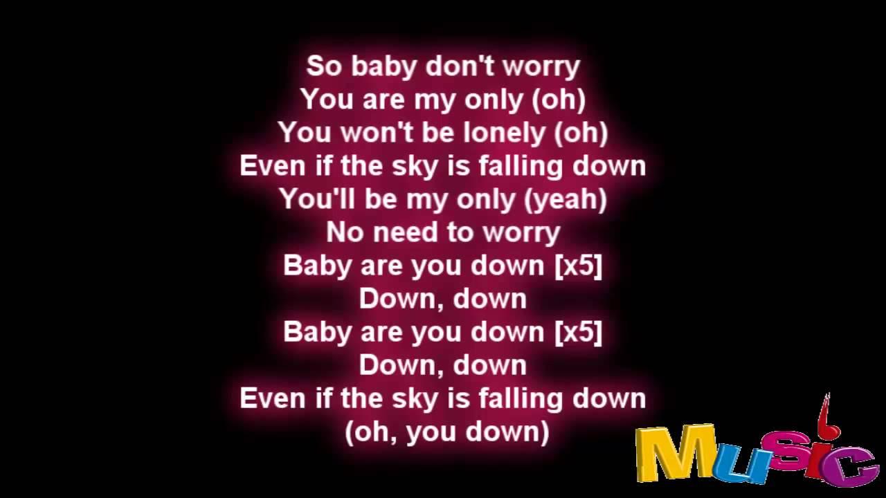 Falling Down Wallpaper Jay Sean Feat Lil Wayne Down With Lyrics Youtube