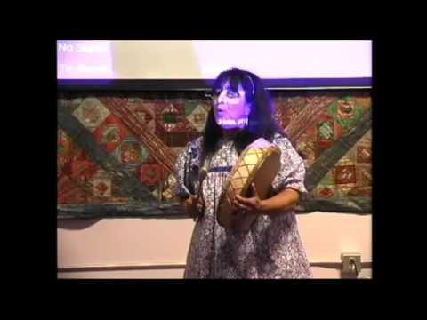 Itasha: Arcturian Contactee at Cosmic Reunion 2012