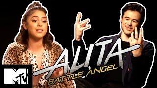 Alita: Battle Angel Cast Play Snog, Marry, Avoid: Cyborg Edition | MTV Movies