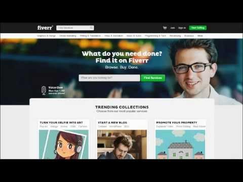 Make money online - 10 Best freelance websites 2015
