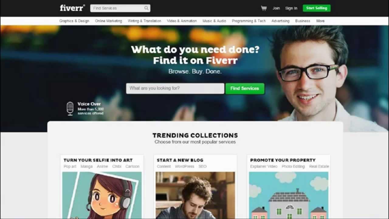 top 10 freelance websites