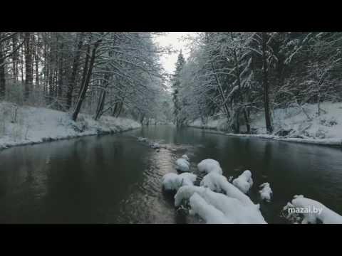 Belarus in winter. Зимняя Беларусь