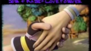 Sora and Kairi-The Mortician's Daughter