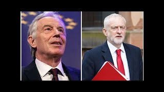 Labour will pay 'HEAVY PRICE' over Brexit: Blair demands Corbyn makes EU U-turn