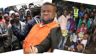 Nigerians Stranded In Dubai Over Hushpuppi and woodberry Fraud Case