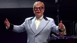 """Elton John """"The Bitch Is Back"""" live in Hartford, CT - Sept. 19, 2018"""