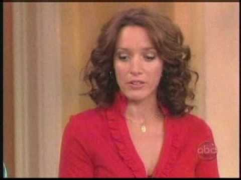 JENNIFER BEALS on The View 2008 ** Season 5