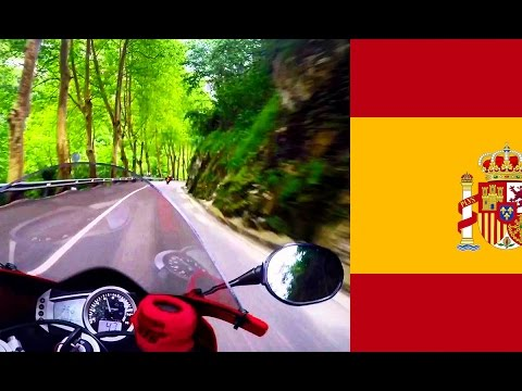 Motorcycle Tour of Spain Part 3 - Epic roads, crazy scenery and the arrival in Potes
