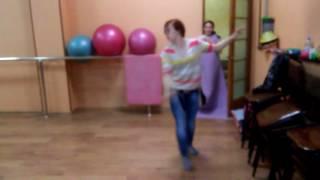 Contemporary dance (урок контемп)