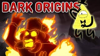 Bill Cipher DARK ORIGINS & Full Plan Timeline! (Gravity Falls Lore Explained)