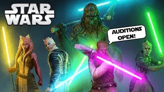 VADER AUDITIONS NOW OPEN!! ENTER HERE!!! - Star Wars Theory Vader Fan-Film