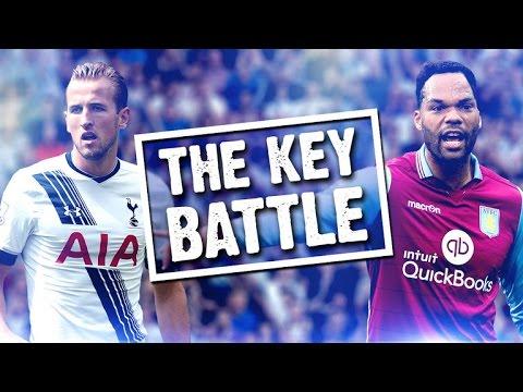 Tottenham V Aston Villa (3-1) Preview - Highlights