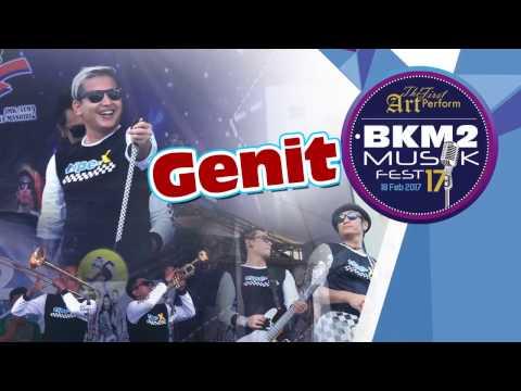 Tipe X - Genit ( Pensi BKM2 )