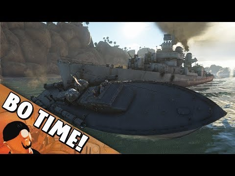 War Thunder Naval CBT - Reserve Yourself For Death!