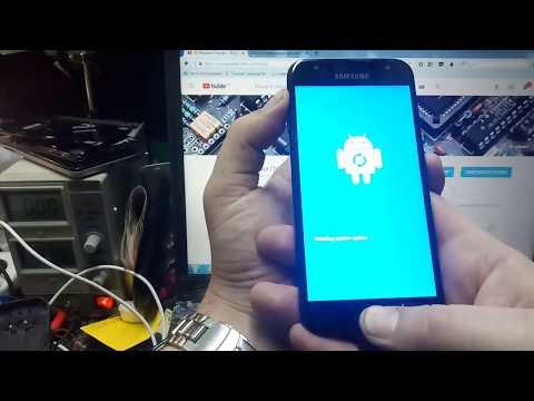 Samsung J3 2017 J330f хард ресет Hard Reset