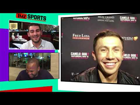 Gennady Golovkin Tells TMZ Staffer He Has No Future In Boxing | TMZ Sports