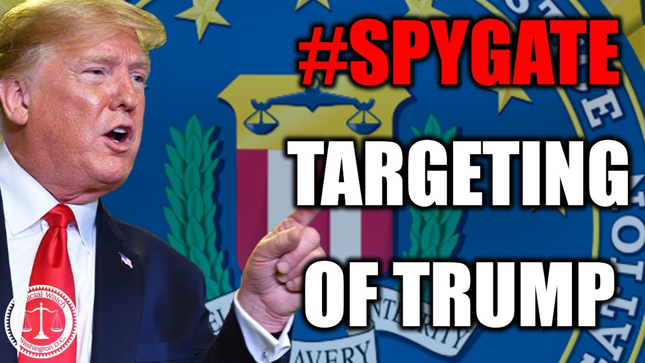 FBI KNEW FISA Warrants to Spy on Trump were GARBAGE! Where are the Prosecutions?