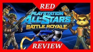 Playstation All Stars Battle Royale | Red Review