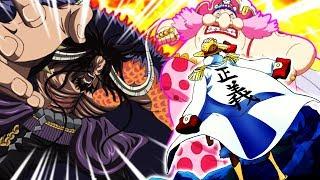 Der GROßE KAISERCLASH auf WANO 😵 [ Big Mom kommt!] One Piece 910 Analyse
