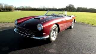Ferrari 250 GT Series I Cabriolet - For Sale at Talacrest