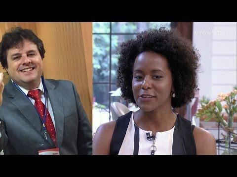 Coutinho lança livro Entrando no Clima e cita Luiz Sampaio Athayde Jr
