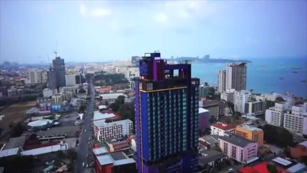 Siam siam design hotel pattaya youtube for Youtube design hotels