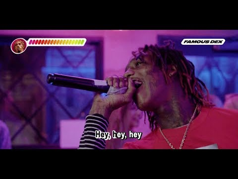 "Famous Dex performs ""Japan"" and covers The Temptations! 🎤👑 Karaoke Royale"