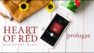 Heart of Red, Blood of Blue (Audiobook): Prologue