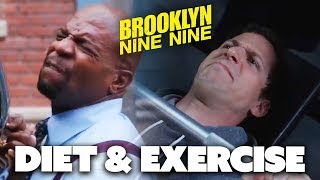 Diet & Exercise With The NINE-NINE | Brooklyn Nine-Nine | Comedy Bites