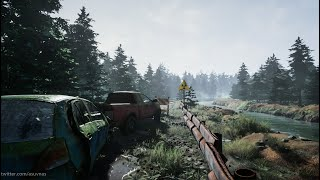 Speed Level Design - Abandoned Road - Unreal Engine 4