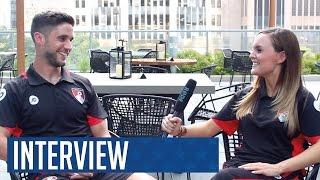 #USA16 | Andrew Surman on the start to AFC Bournemouth's pre-season in Chicago thumbnail