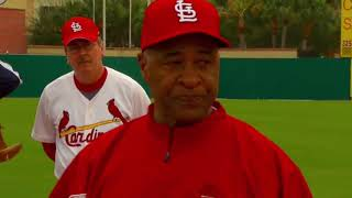 Ozzie Smith is the Wizard