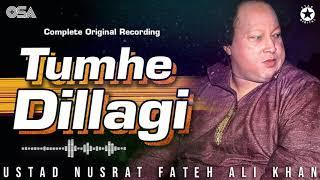 Tumhe Dillagi - Ustad Nusrat Fateh Ali Khan | Superhit Song | official HD video | OSA Worldwide