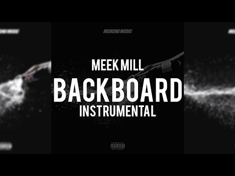 Meek Mill ft. Young Thug - Backboard (Instrumental)