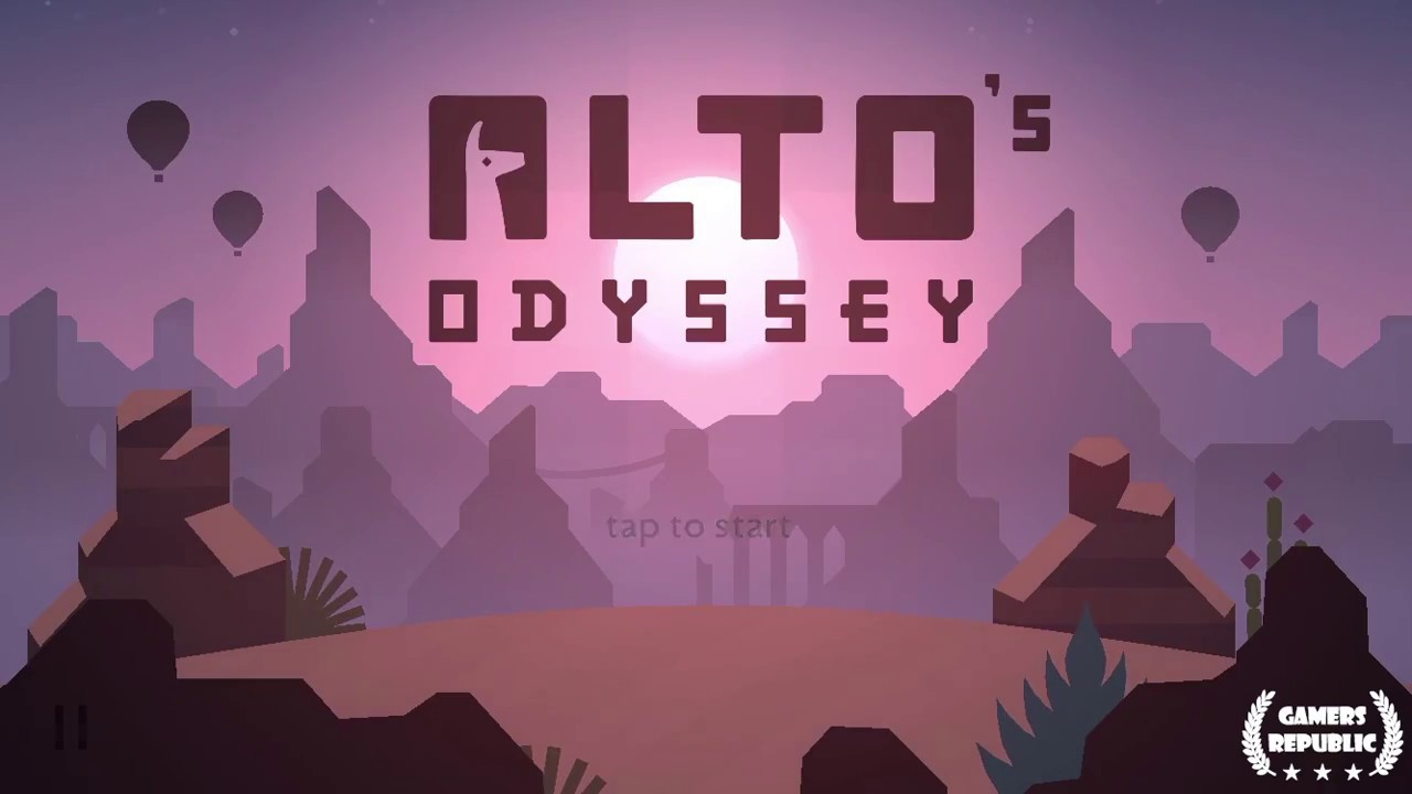 Alto's Odyssey   Purchase the sandboard from Izel's ...